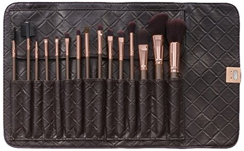 BH Cosmetics 15 Piece Rose Gold Brush Set by BHCosmetics