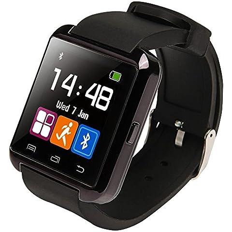 Ruichenxi ® Bluetooth Jogging U8 Smart Watch, Orologio Compagno Sport
