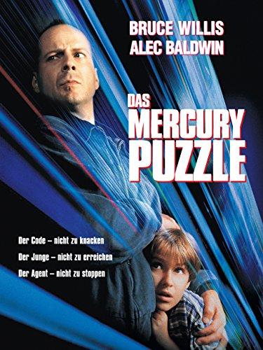 Das Mercury Puzzle (Zu Film Wie Lesen,)