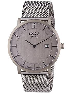 Boccia Damen-Armbanduhr Analog Quarz Titan 3578-01