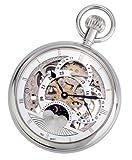 Eichmüller Skelett-Taschenuhr 8240 mit zweiter Zeitzone