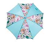 Disney Frozen 140342 Mädchen Regenschirm, Größe 1.0