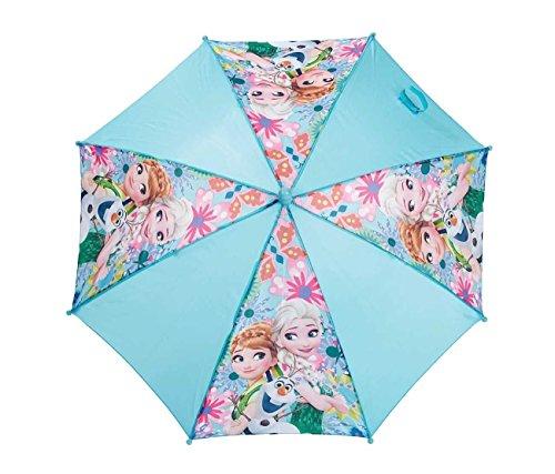 Die Eiskönigin - Frozen - Regenschirm türkis