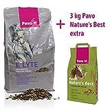 Unbekannt Pavo E'lyte Elektrolyte für Sportpferde 3 kg + Pavo Nature's Best 3 kg