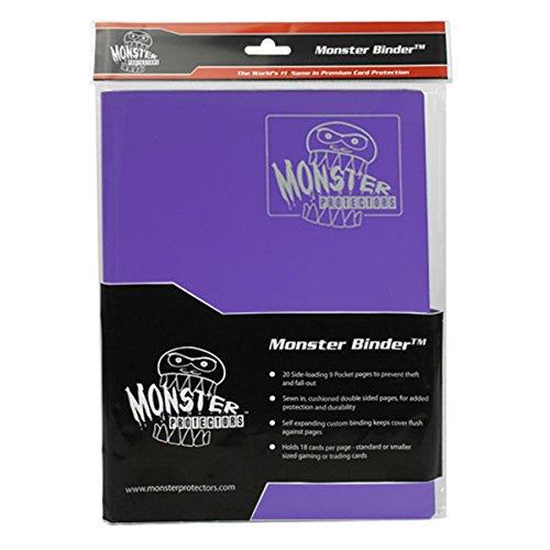 �–Binder: 9pkt Monster matt PU (Pu-binder)