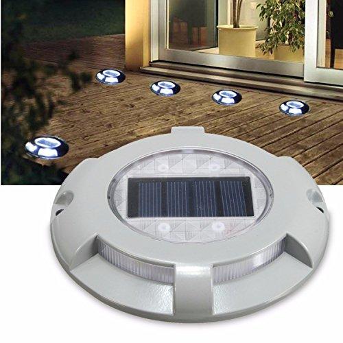 bazaar-esterno-4-led-lampada-a-energia-solare-percorso-strada-luce-al-suolo-dock-vialetto