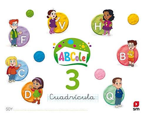 Cuaderno de lectoescritura 3, Cuadrícula. ABCole 18