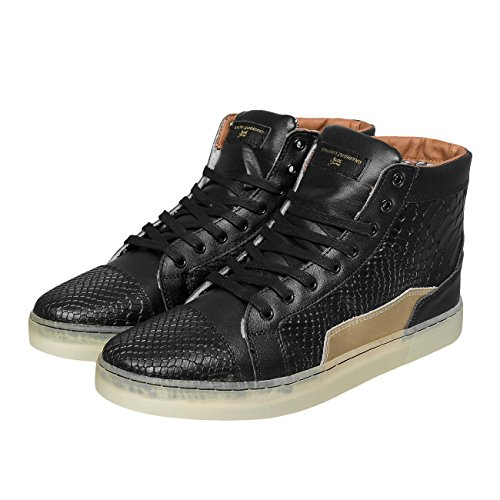 Sixth June Uomo Scarpe / Sneaker Dark Nite nero 40