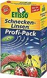 Etisso Schnecken-Linsen Profi-Pack 1kg für 1660qm
