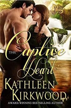 The Captive Heart (Heart Series Book 3) (English Edition) di [Kirkwood, Kathleen, Gordon, Anita]