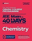 40 Days JEE Main Chemistry 2019.