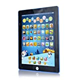 Video Games Best Deals - Educational Kids Jumbo Tablet, Blue/Black (11inch)