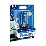 Philips WhiteVision Xenon-Effekt H7 Scheinwerferlampe 12972WHVB1, Einzelblister
