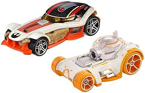 Bb8 Star Wars - Hot Wheels – Star Wars – BB-8