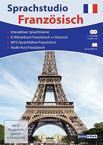 Sprachstudio Französisch, m. 1 CD-ROM u. 1 Audio-CD