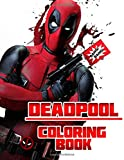 Deadpool Coloring Book: Great 23 Illustrations for Kids and Adults