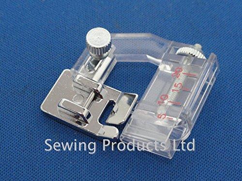 Naisidier Pied de biche avec Pied de biche de Tissu de Pied de biche Multi Fonction Machine à Coudre Domestique Pieds de biche Accessoires