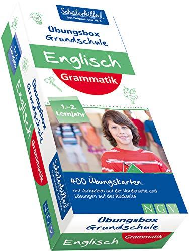 Englisch Grammatik Übungsbox Grundschule, 1. und 2. Lernjahr: Gute Noten mit der Schülerhilfe