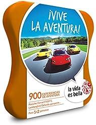 LA VIDA ES BELLA - Caja Regalo - ¡VIVE LA AVENTURA! - 900 experiencias de aventura