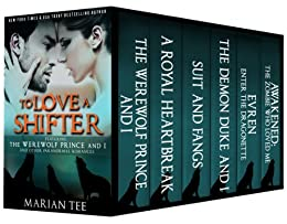 To Love A Shifter: A Paranormal Romance Boxed Set (6 Book Bundle) (English Edition) von [Tee, Marian]