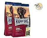 Happy Dog Supreme Sensible Africa 2 x 12,5kg