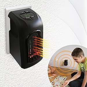 Livington Handy Heater Effektive Keramik Mini Heizung für die Steckdose das TV Original von Mediashop