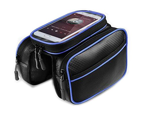 Bike Bag Bunte Fahrrad Lenker Pakete für 6 Zoll Telefon Multi-Funktions-Fahrrad-Zubehör#7