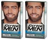 Just for men, gel colorato per barba e baffi