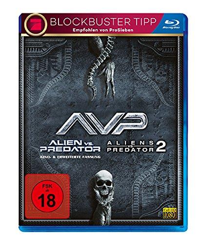 Bild von Alien vs. Predator 1+2 [Blu-ray]