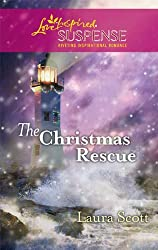 The Christmas Rescue (Secret Agent Father, Book 2) by Laura Scott (2010-11-02)