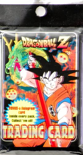 Dragon Karten Z Ball Spielen (Dragonball Z Artbox Trading Card Pack [10 Cards])