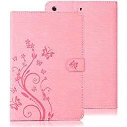 LAPOPNUT 307545 Tablet-Schutzhülle, apple_ipad, rose, Stück: 1