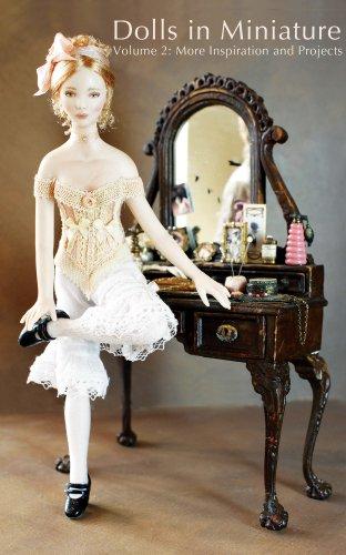 Dolls in Miniature (English Edition) (Allison Doll)