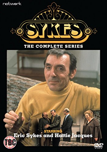 sykes-the-complete-series-dvd