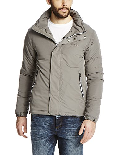 Bench Splendor, Giacca Uomo, Grau (Dark Grey GY149), Small