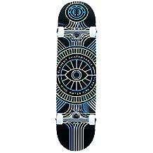 """Element Skateboards tercer ojo fábrica completo negro 8"""""""
