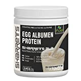 Best Protein Powder Bodybuilding - Sharrets Egg White Albumen Protein Powder with Essential Review