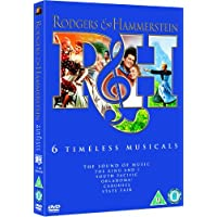 Rodgers & Hammerstein 6 Film Collection