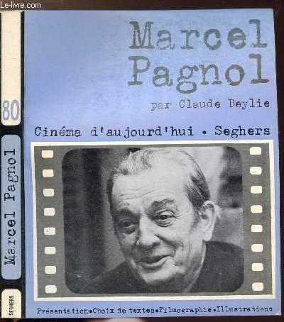 Marcel Pagnol: Cinema d' aujourd' hui. No.80