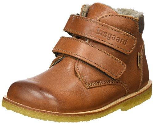 Bisgaard Unisex-Kinder Stiefelette Stiefel, Braun (512 Cognac), 31 EU