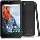 YUNTAB E706 7 Pouces 3G Tablet Téléphone 1G RAM 8G RAM 1024x600 IPS Écran Quad Core CPU GPS Android 5.1 2G/3G GSM WCDMA Phone PC WIFI Bluetooth 4.0-Noir