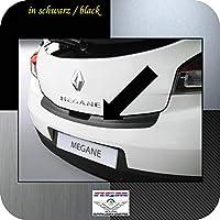 Richard Grant Mouldings Ltd. Original RGM ladekant Protección Negro para Renault Megane III Coupé 3
