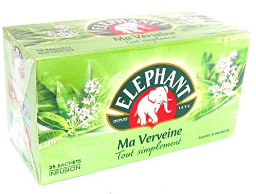 Elephant Verveine Tee Eisenkraut 32,5g