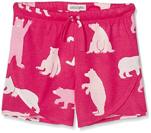 hatley-madchen-schlafanzughose-tween-fuchsia-bears-short-rosa-pink-14-jahre