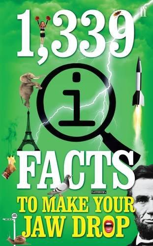 1,339 QI Facts To Make Your Jaw Drop por John Lloyd