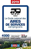 Le Guide National des Aires de Services Camping Car 2019