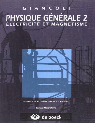 Physique,tome 2 : Electricité de Giancoli (8 juin 1993) Broché