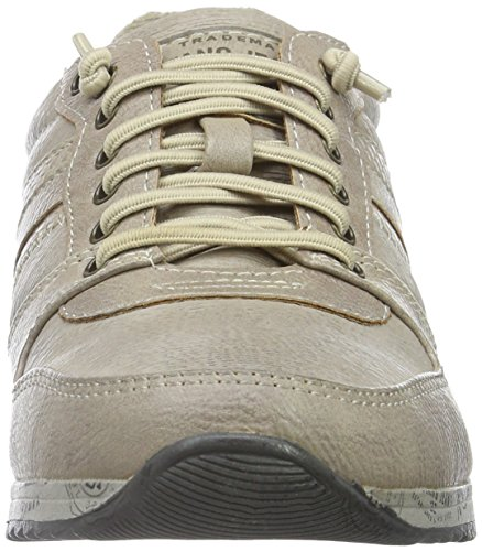 Mustang 1226-403, Sneakers Donna Bianco (243 ivory)