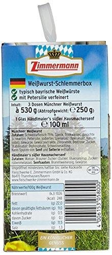 Fleischwerke E. Zimmermann GmbH&Co.KG 150305800