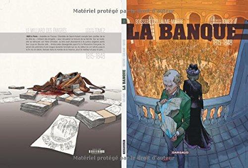 Banque (La) - tome 2 - Le Milliard des émigrés par Boisserie Pierre